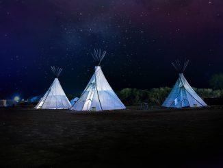 campings à la campagne
