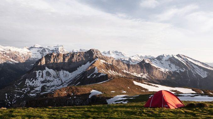 campings à la neige en zone B
