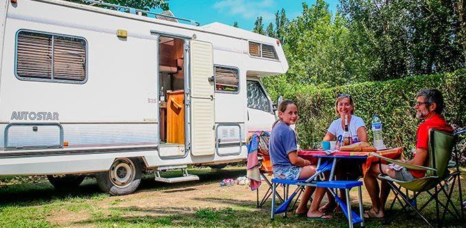 emplacement camping Gorges du Verdon