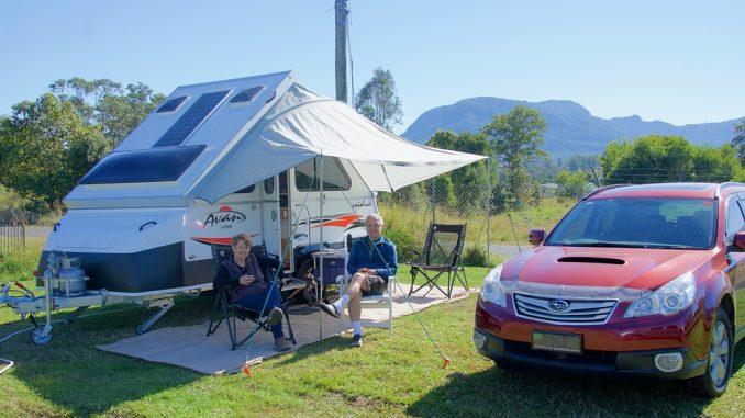 camping Var bord de mer